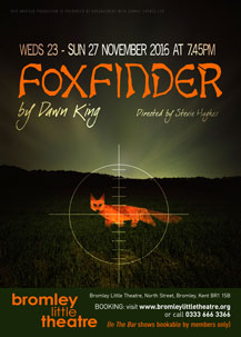 Nick Hern Books - Plays to Perform - Advertise Your Show images - FoxfinderBromley Little Theatre